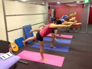 Pilates Classes in Cammeray