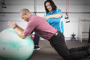 Physiotherapist near Royal North Shore Hospital