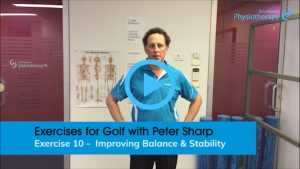 Exercise Video Improve Balance and Stability