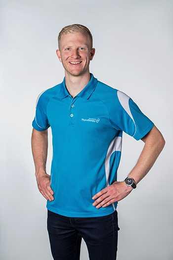Angus Tadman Physiotherapist