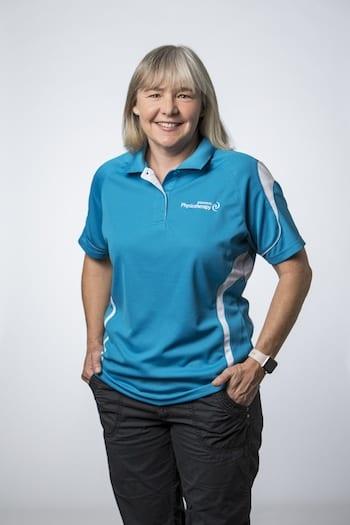 Liz Kassis Physiotherapist